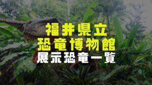 福井県立恐竜博物館の画像